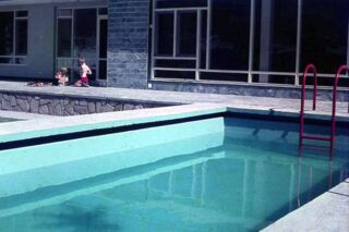 Foto: Unser Swimmingpool in Afghanistan.